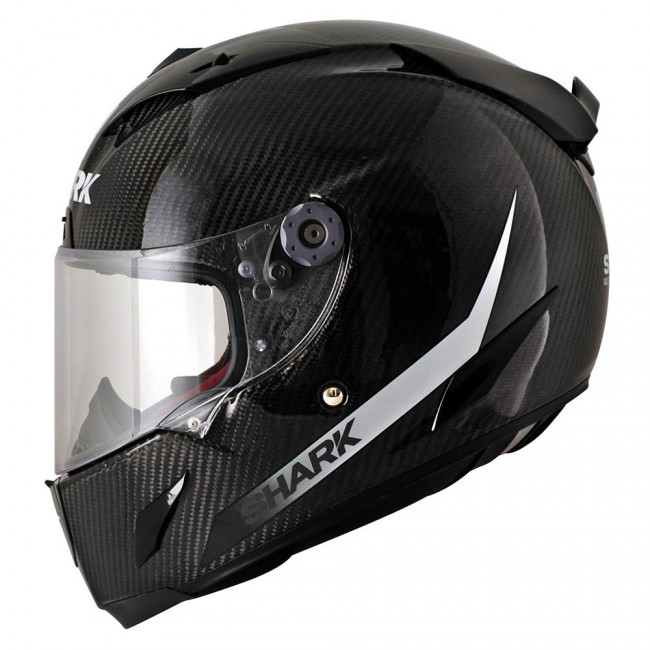 shark speed r carbon skin full face helmets from raceleathers motorcycle clothing. Black Bedroom Furniture Sets. Home Design Ideas