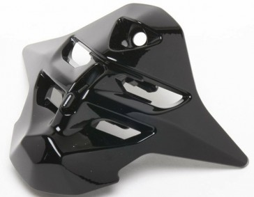 SHOEI NOSE COVER TO FIT HORNET DS BLACK