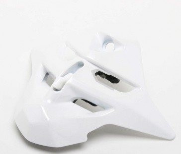 SHOEI NOSE COVER TO FIT HORNET DS WHITE