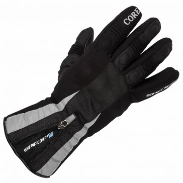 Spada Core WP Gloves Black Grey