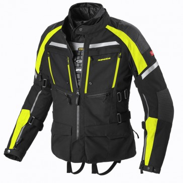 Spidi Armakore H2OUT Black Fluo Jacket