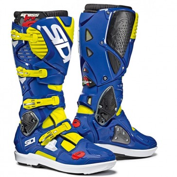 Sidi Crossfire 3 SRS Blue Yellow