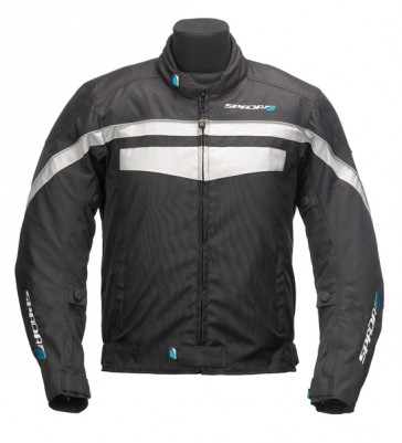 SPADA ENERGY SILVER WATERPROOF JACKET
