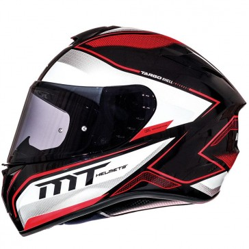 MT Targo Interact Black Red
