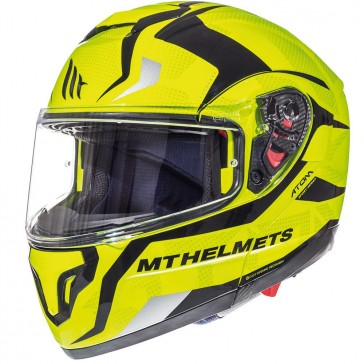 MT Atom Divergence Fluo Yellow