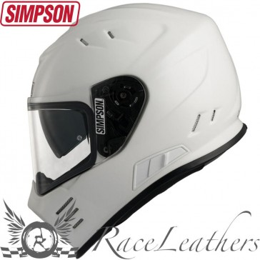 Simpson Subdued Solid Gloss White
