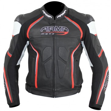 ARMR Harada R Pro Series Black Red Jacket