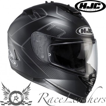 HJC IS-17 Lank Black