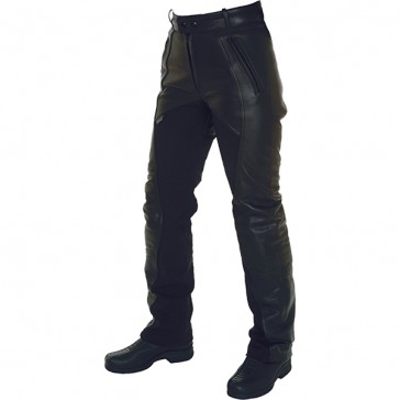 RICHA FREEDOM LEATHER TROUSERS SHORT
