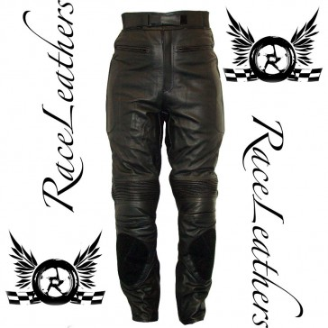 RK Speedo Leather Trousers
