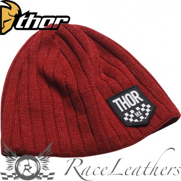 Thor Chex Beanie Ruby Heather