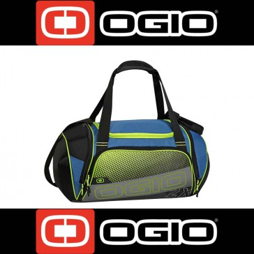 Ogio 2 X Endurance Bag - Navy/Acid