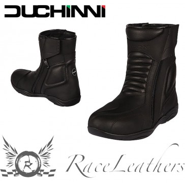 Duchinni Jota Boot Black