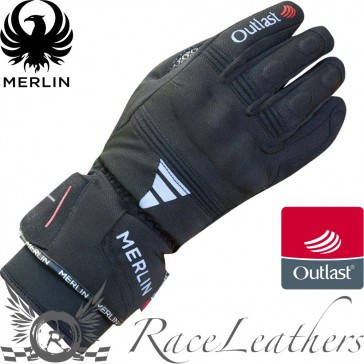 Merlin Tess Ladies Outlast Glove Black