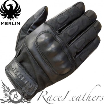 Merlin Ranton Wax Glove Black