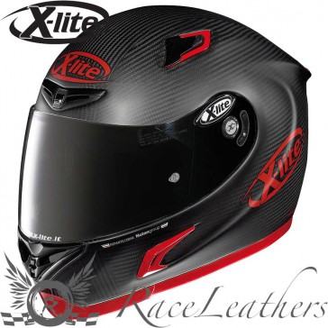 X-Lite X-802RR Ultra Puro Sport Matt Carbon Red