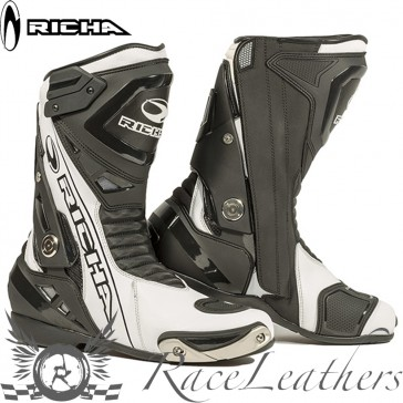 Richa Blade White Black White