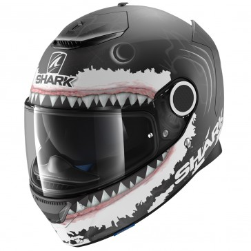 Shark Spartan Lorenzo Shark Design Black