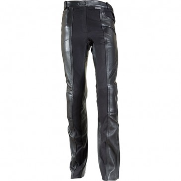 RICHA KELLY LEATHER TROUSERS SHORT