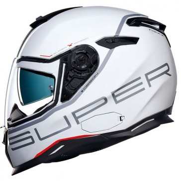 Nexx SX 100 Superspeed White