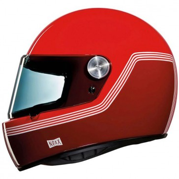 Nexx XG 100 R RACER Motordrome Red