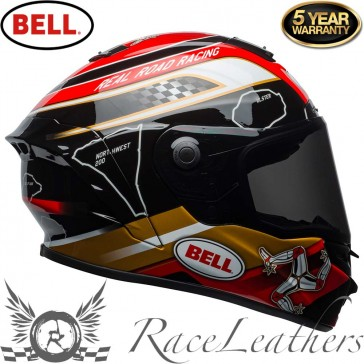 Bell Star Mips Isle Of Man Pace Black Gold