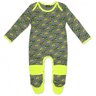 VR46 Baby Overall Turtle Babygrow