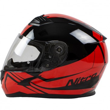 Nitro N2400 Rogue Black Red