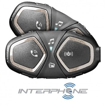 Interphone Connect Twin Pack