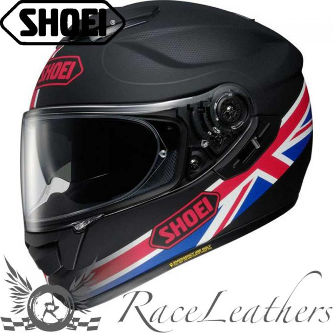 shoei gt air royalty tc1 patriot matt full face helmets from raceleathers motorcycle clothing. Black Bedroom Furniture Sets. Home Design Ideas