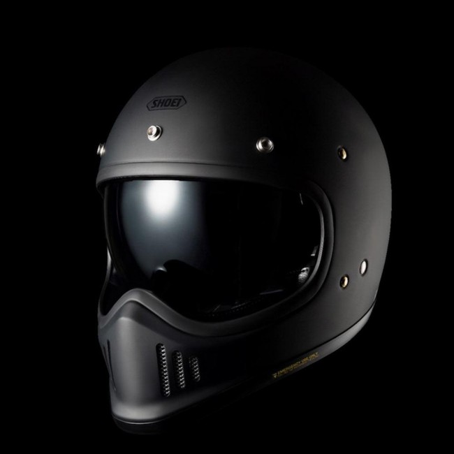 295dc4a3 Shoei EX Zero Matt Black Security from RaceLeathers Motorcycle Clothing