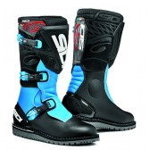 Sidi Trial Zero 1 Black Light BLue