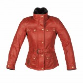 Spada Hartbury Red Rouge Wax Jacket