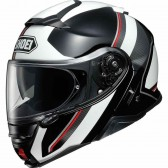 Shoei Neotec 2 Excursion White with Intercom Offer
