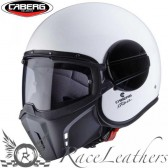 Caberg Ghost Streetfighter White