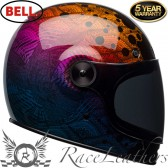 Bell Bullitt SE Hart Luck Metallic Bubbles