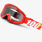 100% Strata Youth Goggle Furnace Clear Lens