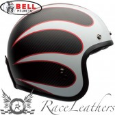 Bell Custom 500 Deluxe Carbon Ace Cafe Ton Up