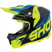 Shot Youth Furious Ultimate Blue Neon Yellow