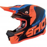 Shot Youth Furious Ultimate Blue Neon Orange