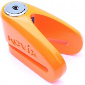 Kovix 6mm KVZ1 Disc Lock - Fluo Orange