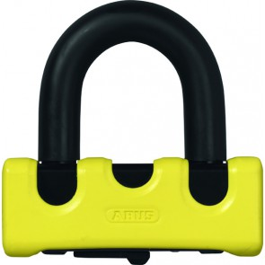 ABUS GRANIT POWER XS 67/105HB50 YELLOW SECURITY DISC LOCK