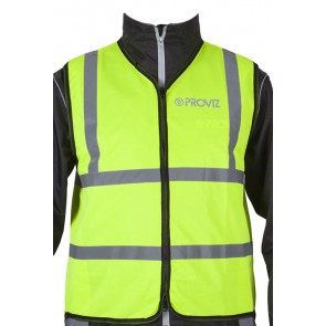 PROVIZ HI VIZ VEST - YELLOW MEDIUM (CE)