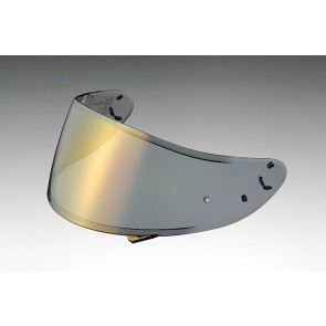 Shoei CWR-1 Gold Visor Pinlock Ready NXR RYD X-Spirit 3