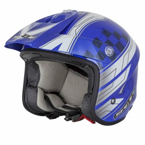 Spada Explorer Trials Helmet Blue