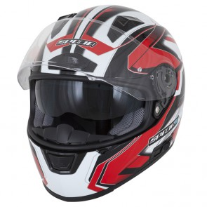 Spada Arc Red White Helmet