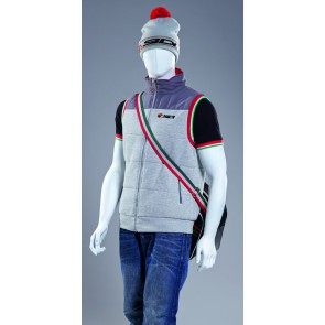 SIDI CASUALS GILET GREY