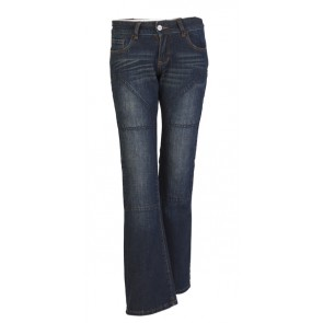 Hornee SA-W3 Hipster Blue Ladies Cargo Kevlar Jeans