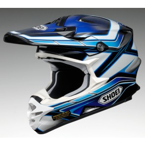 Shoei VFX-W Capacitor Blue