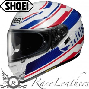 Shoei GT AIR Primal TC2 Red White Blue